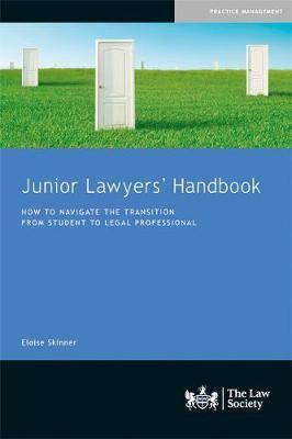 Junior Lawyers' Handbook -
