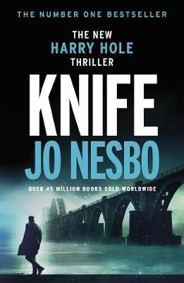 Harry Hole Book 12: Knife -