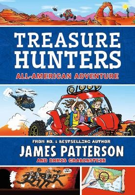 Treasure Hunters: All-American Adventure -