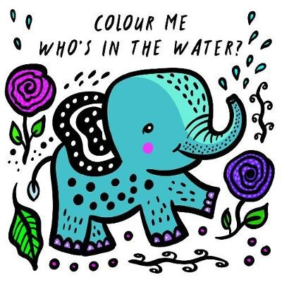 Colour Me: Who's in the Water? -