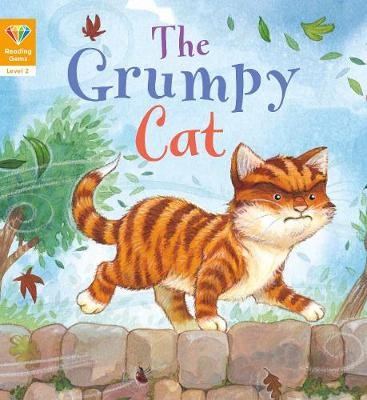 Reading Gems: The Grumpy Cat (Level 2) - pr_79946