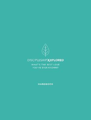 Discipleship Explored Handbook - pr_141757