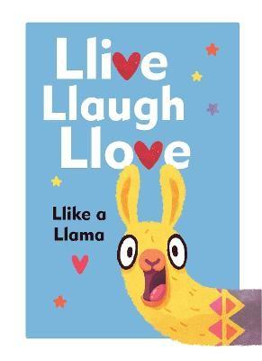 Llive, Llaugh, Llove: Llike a Llama - pr_120304