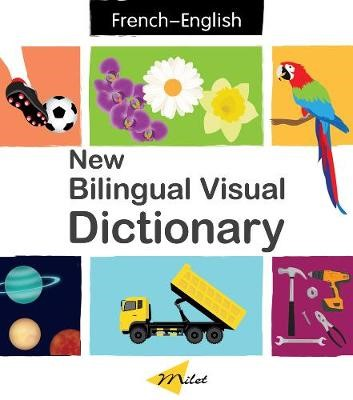 New Bilingual Visual Dictionary English-french -