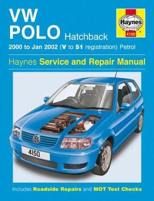 VW Polo Hatchback Petrol Service And Repair Manual - pr_213554