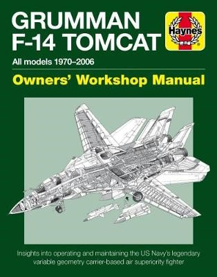Grumman F-14 Tomcat Owners' Workshop Manual - pr_161281