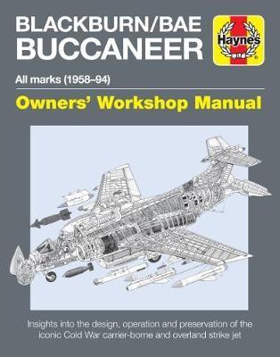 Blackburn Buccaneer Owners' Workshop Manual -