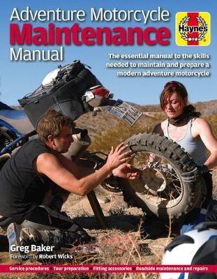 Adventure Motorcycle Maintenance Manual - pr_168192