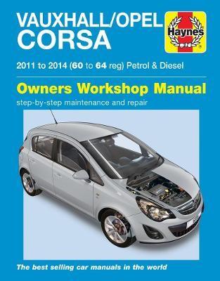 Vauxhall/Opel Corsa Petrol & Diesel ('11-'14) 60 To 64 - pr_213553