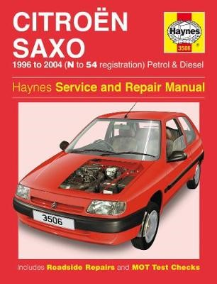 Citroen Saxo Owners Workshop Manual -