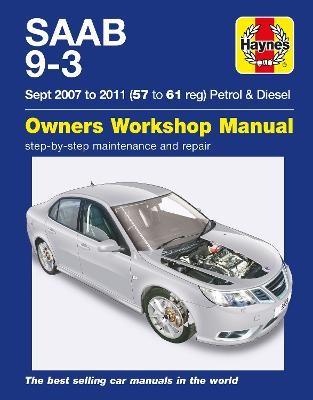 Saab 9-3 Petrol And Diesel Owners Workshop Manual - pr_18841