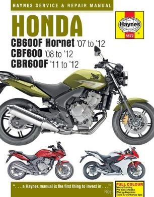 Honda CB600 Hornet, CBR600F (07-1 - pr_212908