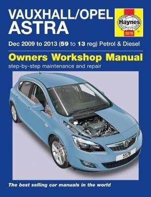 Vauxhall/Opel Astra - pr_14937