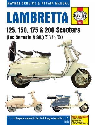 Lambretta Scooters (58 - 00) - pr_213559