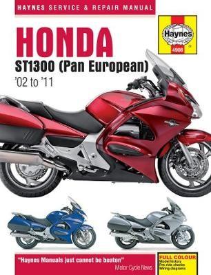 Honda ST1300 Pan European (02 - 11) - pr_68880