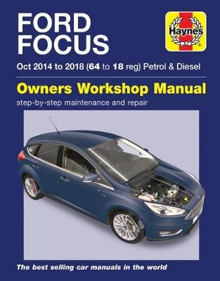 Ford Focus petrol & diesel (Oct '14-'18) 64 to 18 - pr_1734683