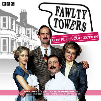 Fawlty Towers: The Complete Collection -