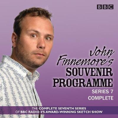 John Finnemore's Souvenir Programme: Series 7 -