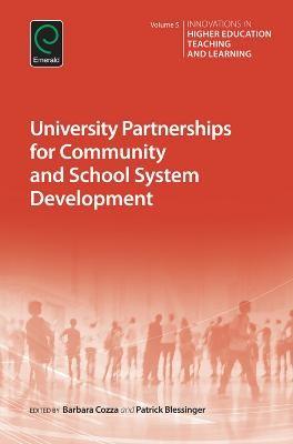 University Partnerships for Community and School System Development - pr_289291