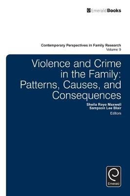 Violence and Crime in the Family -
