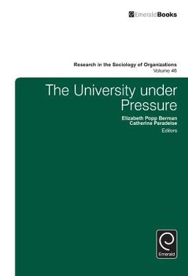 The University under Pressure - pr_282767
