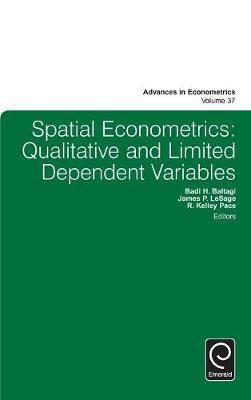 Spatial Econometrics -