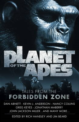 Planet of the Apes: Tales from the Forbidden Zone -