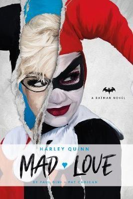 DC Comics novels - Harley Quinn: Mad Love - pr_385986