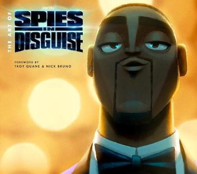The Art of Spies in Disguise -