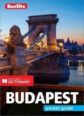 Berlitz Pocket Guide Budapest (Travel Guide with Dictionary) - pr_324882