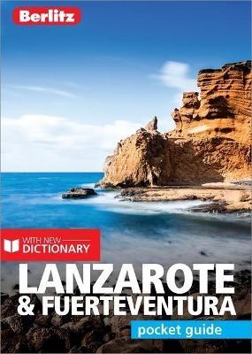 Berlitz Pocket Guide Lanzarote & Fuerteventura (Travel Guide with Dictionary) - pr_123150
