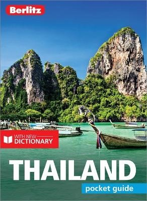 Berlitz Pocket Guide Thailand (Travel Guide with Dictionary) -