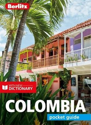 Berlitz Pocket Guide Colombia (Travel Guide with Dictionary) - pr_325821
