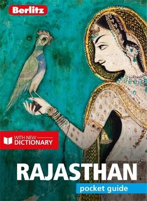 Berlitz Pocket Guide Rajasthan (Travel Guide with Dictionary) - pr_434