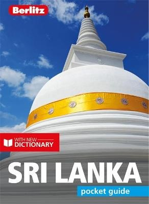 Berlitz Pocket Guide Sri Lanka (Travel Guide with Dictionary) -