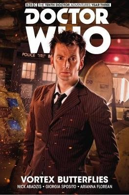 Doctor Who - The Tenth Doctor: Facing Fate Volume 2: Vortex Butterflies - pr_159569