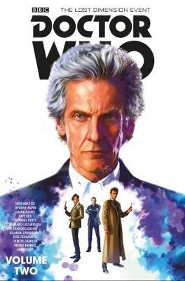 Doctor Who: The Lost Dimension Vol. 2 Collection - pr_32013