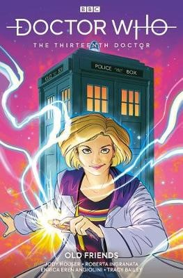 Doctor Who: The Thirteenth Doctor Volume 3 -