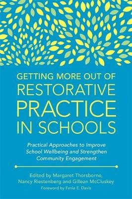 Getting More Out of Restorative Practice in Schools - pr_181706