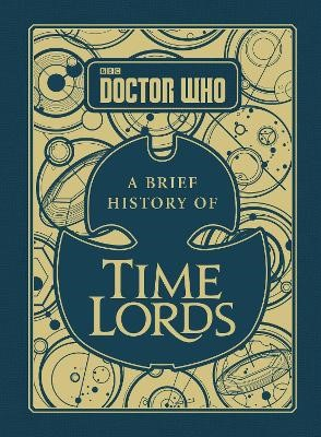 Doctor Who: A Brief History of Time Lords - pr_119634