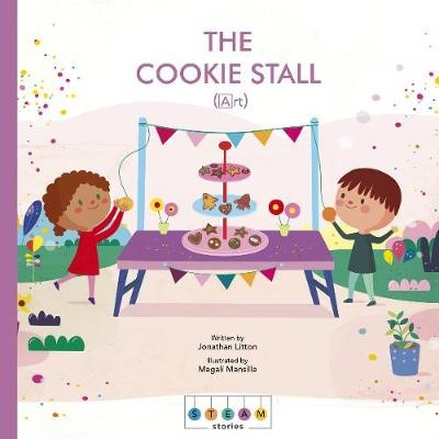 STEAM Stories: The Cookie Stall (Art) -
