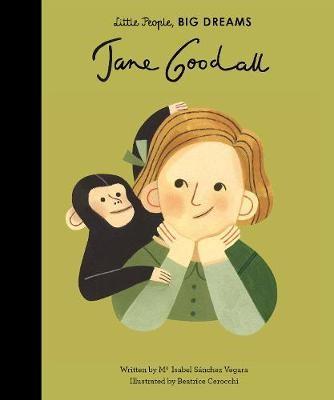 Jane Goodall -
