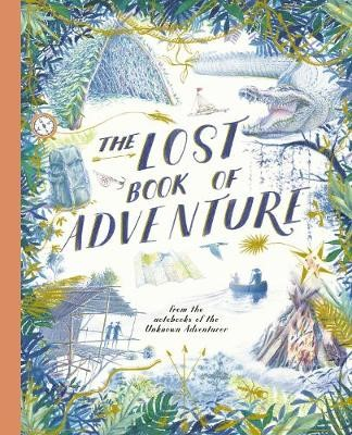 The Lost Book of Adventure -