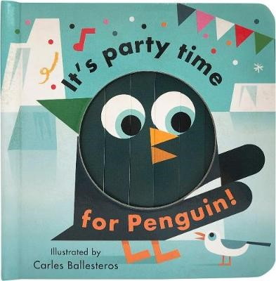 It's Party Time for Penguin - pr_126329