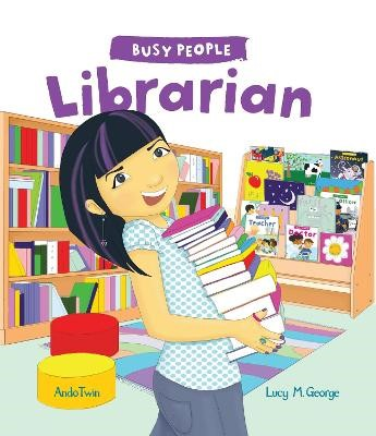 Busy People: Librarian -