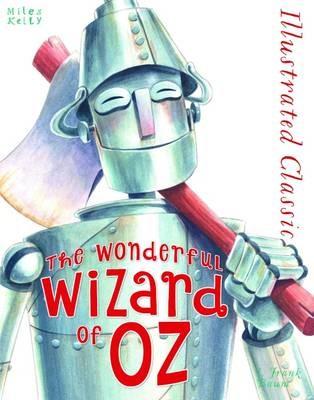 Illustraded Classic: Wizard of Oz - pr_248343