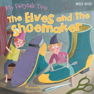 My Fairytale Time: The Elves and the Shoemaker - pr_34054