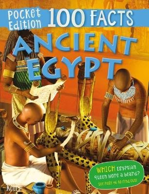 100 Facts Ancient Egypt Pocket Edition - pr_248325