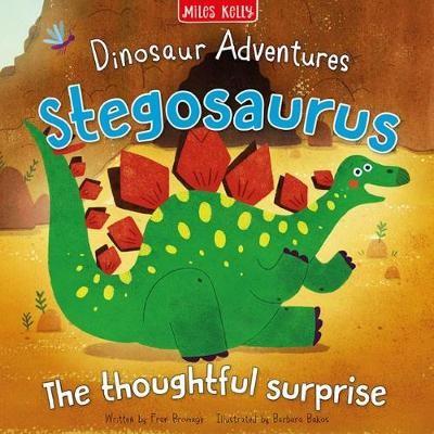 Dinosaur Adventures: Stegosaurus - The thoughtful surprise -