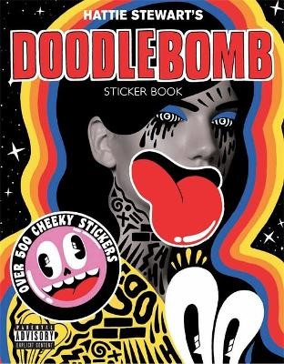 Hattie Stewart's Doodlebomb Sticker Book - pr_59274